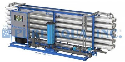 Pure Aqua - Model SWI - Industrial Seawater Reverse Osmosis Desalination Systems