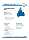 Classic - Model FP 400E-2M - Electrically Controlled Deluge Valve Brochure