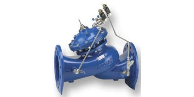 Model 718-03 - Electronic Control Valve