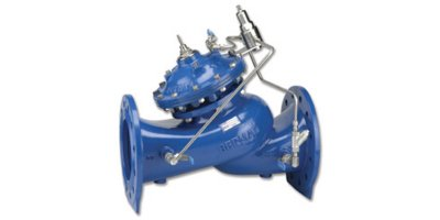 Model 730 - Pressure Sustaining / Relief Control Valve