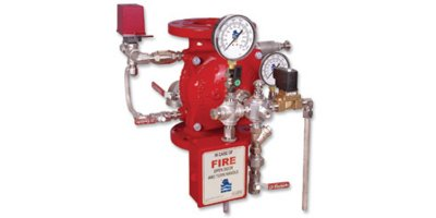 Classic - Model FP 400E-2M - Electrically Controlled Deluge Valve