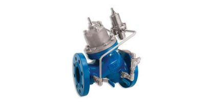 Model 820 - High Pressure Reducing Control Valve
