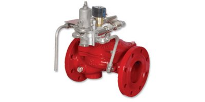 Model FP 400E-3DC - Electric Pressure Control On OFF Deluge Valve