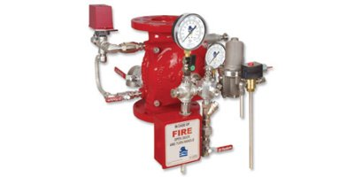 Classic - Model FP 400E-3M - Electro-Pneumatically Controlled Deluge Valve