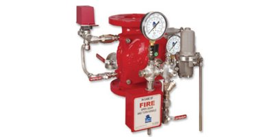 Classic - Model FP 400E-4M - Pneumatically Controlled Deluge Valve