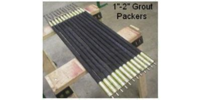 Inflatable Grout Packers