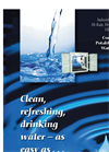EPD - Drinking Water Filtration Systems - Brochure