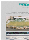 HydroSelf - Gate Flushing System Brochure