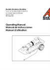 Air Systems Twin-Air - Model Comp-3 - Portable Breathing Air Compressor System - Brochure
