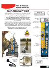 Tech-Rescue - Technical Rescue Cart Brochure
