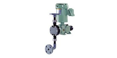 Model LK series - Mechanically-Driven Diaphragm Metering Pumps