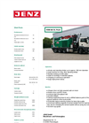 HEM - Model 583 DL - Truck  Brochure