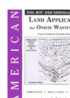Land Application Flyer Commercial Drip Products Catalogue