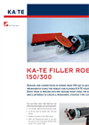 KA-TE - DN 150/300 - Mini Filler Robot - Brochure
