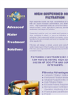 Electromedia - Model III - High Suspended Solids Filtration - Brochure
