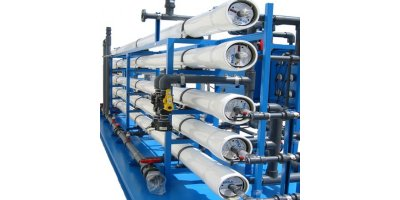 Electromedia IX - Fluoride and Arsenic Removal Filtration System