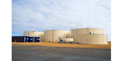 Commercial and Industrial Pioneer Water Tanks