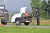 ROM SmartTrailer PRO high pressure sewer jetting trailer