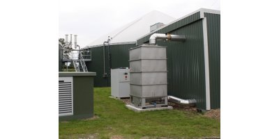 ROTARIA - Biogas Pre and Exhaust Gas Treatment System