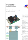 HPS10048-1 Datasheet