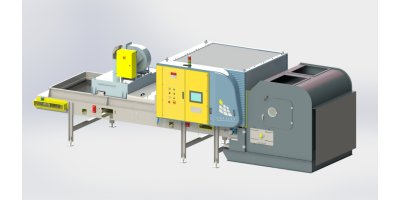 Mistral  - Plastic Films Sorting Machine