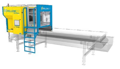 Pellenc Mistral+ - Model QC - Material Sorting Machine