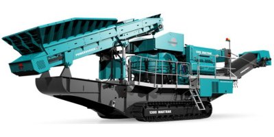 Maxtrak - Model 1300 - Cone Crusher