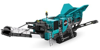 Premiertrak - Model 400 & R400 - Jaw Crusher