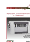 MRU - Model SWG 100 CEM - Stationary Analyser Brochure