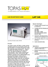 Aerosol Particle Counter LAP 340