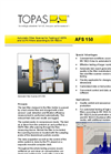 Model AFS 150 - Automated HEPA/ULPA Filter Scanning Test System Brochure