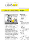 Model PAF 112 - Cabin Air Filter Test System Brochure