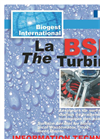 BSK-Surface Aerator (BSK-Turbine) Technical Information Brochure