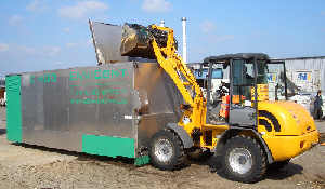 ENVICONT - Model C400 - Composting + Municipal Solid Waste Treatment