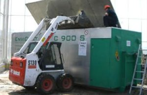 ENVICONT  - Model C900 - Composting + Municipal Solid Waste Treatment