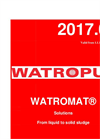 Watropur Products Catalogue