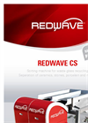 REDWAVE CS Sorting Machine for Waste Glass Recycling - Datasheet