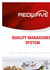 REDWAVE Process Monitoring and Control System (PMCS) Brochure