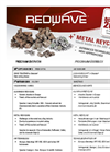 Redwave Metal Recycling Days 2015 - Program Overview