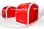 REDWAVE XRF-G - Glass Sorting Machine