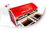REDWAVE - NIR/C & NIR-SSI/C - Optical Sorting Machine for Material and Colour Recognition
