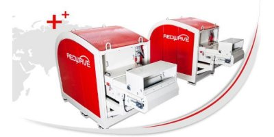 REDWAVE - Model XRF-G and XRF-M - XRF Sorting Machine for Metal and Glass Recycling