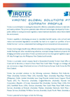 Virotec Global Solutions Company Profile Brochure