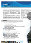 SVAN - Model 977 - Sound & Vibration Level Meter Brochure