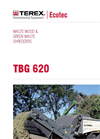 Model TBG 620 - Industrial Grinder Brochure