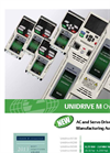 Unidrive M Overview Brochure