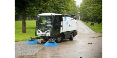 Johnston Sweepers - Model C201 - Road Sweeper