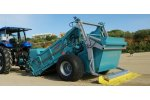 BeachTech - Model 2000 - Beach and Sand Cleaning Machine