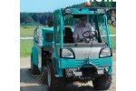 Horse Arenas - Cleaning Vehicle