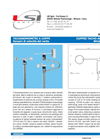 Wind Sensors: Wind speed sensors Brochure (PDF 84 KB)